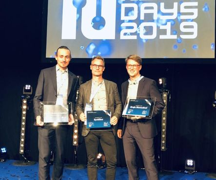 Proxi Biotech nominated at Nordic Life Science Days