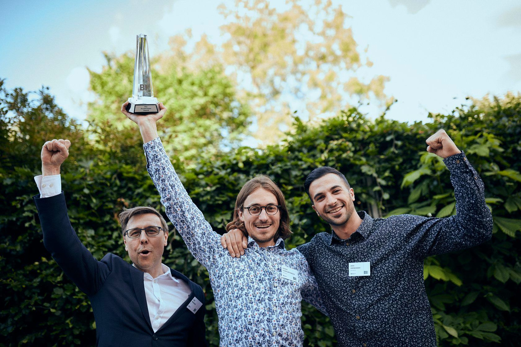 May 2019 - Proxi Biotech wins the Business Acceleration Award