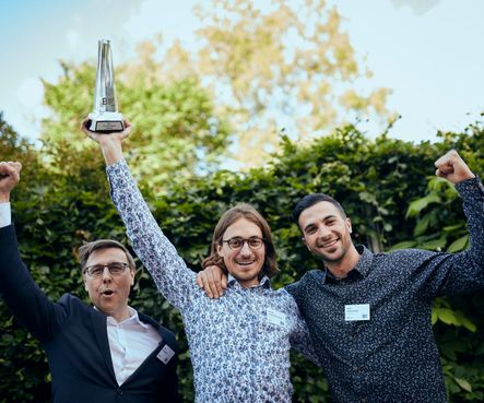 Proxi Biotech wins the BII Business Acceleration Award
